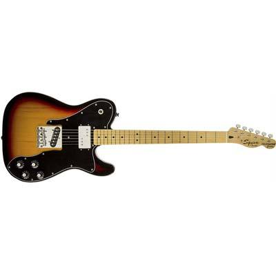 Fender Custom Telecaster Electric Guitar