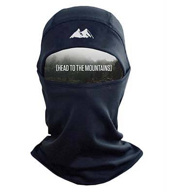 10. Mountain Made Thermal Polyester Fleece Face Mask Review