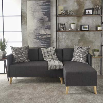 GDF Studio Andresen Chaise Sectional
