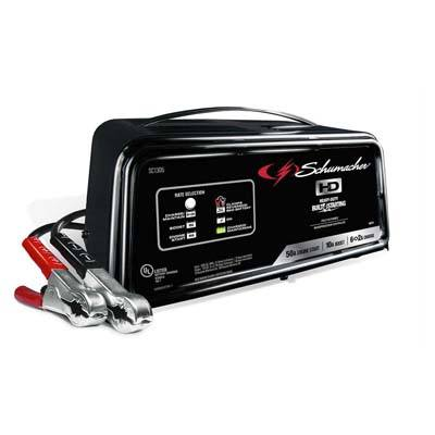 9.The SC1305 (Schumacher) fully Automated Battery charger
