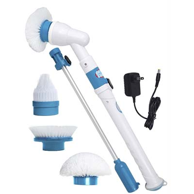 3. Power Spin Scrubber Cleaning Brush
