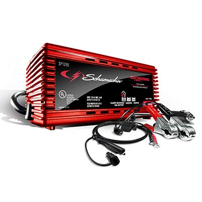 7.The SP1296 6/12v(Schumacher) Fully Automated Battery charger