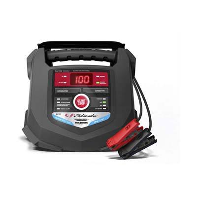 1. The SC12806/12V(Schumacher) Rapid Battery charger