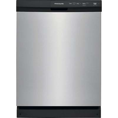 Frigidaire FFCD2413US 24 Inch Built in Dishwasher with 3 Wash Cycles
