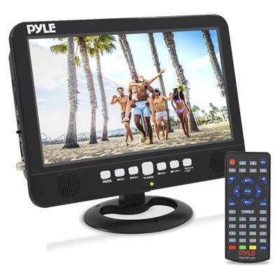 8. Inch Portable Widescreen Rechargeable 1024x600p