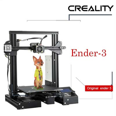 7. Official Creality Ender 3 3D printer